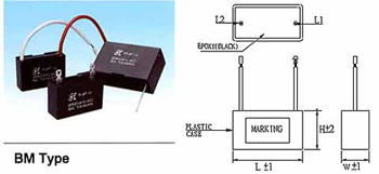 AC Capacitors